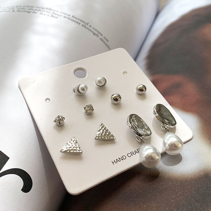 사이론 earring set